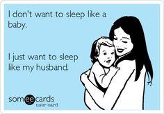 sleep ecard